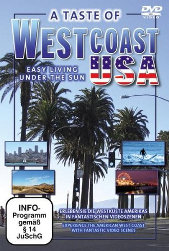 Magic Treasury - A Taste of Westcoast USA