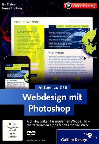Webdesign mit Photoshop