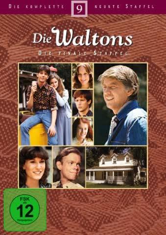 Die Waltons - Die komplette 9. Staffel [5 DVDs]