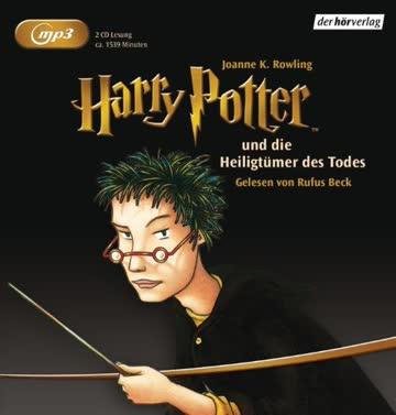 Harry Potter und die Heiligtümer des Todes: Gelesen von Rufus Beck