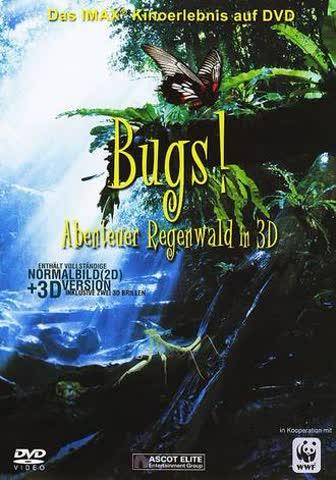 Bugs! - Abenteuer Regenwald In 3d