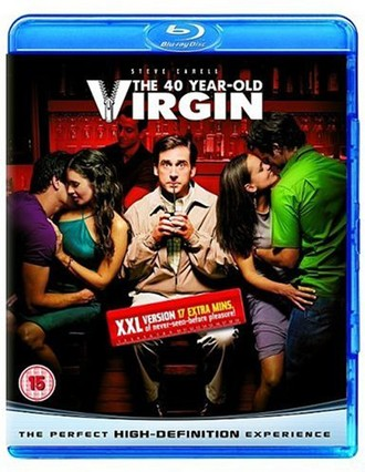 The 40 Year Old Virgin [Blu-ray] [UK Import]