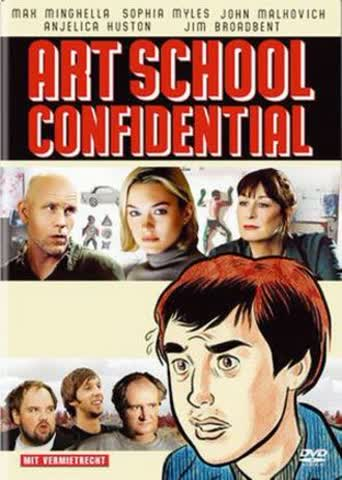 Art School Confidential [Import allemand]