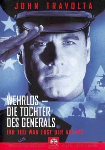 Wehrlos - die Tocher des Generals