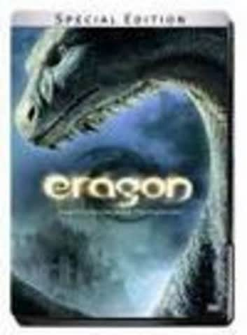 Eragon - Das Vermächtnis der Drachenreiter (Steelbook) [Special Edition] [2 DVDs]