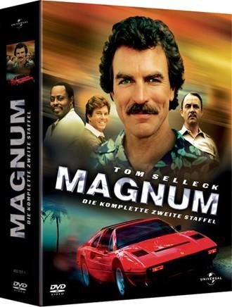 Magnum - Staffel 2