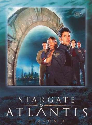Stargate Atlantis - Season 1 (5DVDs)