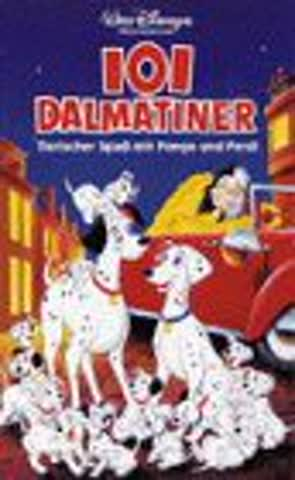 One Hundred and One Dalmatians [1961] [VHS]