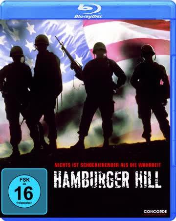 Hamburger Hill [Blu-ray]