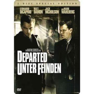 Departed - Unter Feinden (Limited Edition im Steelbook, 2 DVDs inkl. Original-Drehbuch)