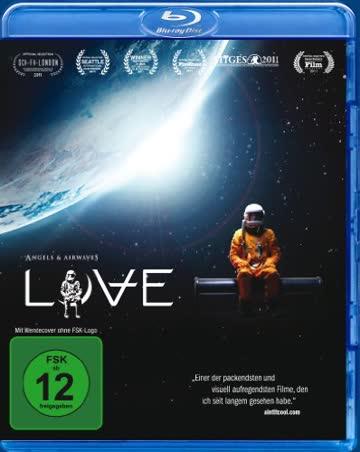 Angels & Airwaves- Love [Blu-ray] [2011]