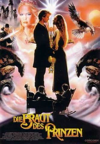 DVD DIE BRAUT DES PRINZEN