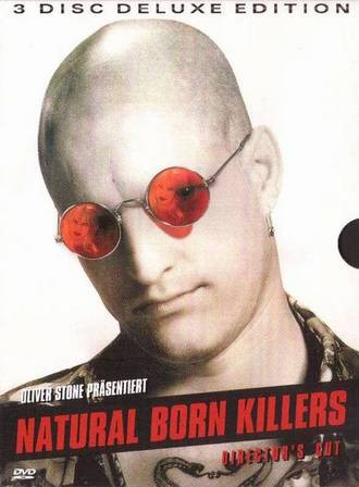 Natural Born Killers - Director's Cut: 3 Disc Deluxe Edition