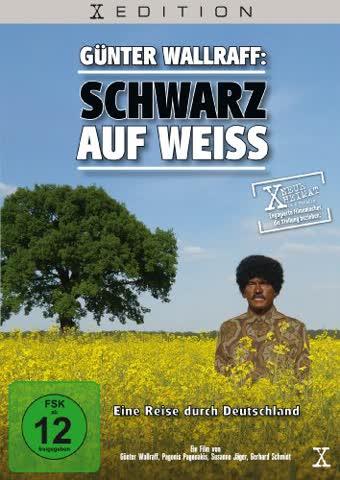 Schwarz auf Weiss (DVD) Günter Wallraff Min: 85DD5.1VB [Import germany]