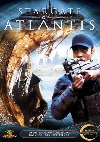 Stargate Atlantis - Season 1, Volume 1.3