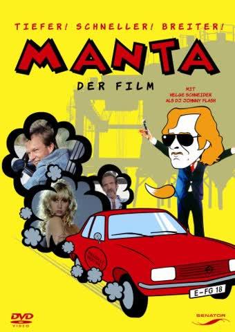DVD MANTA MANTA