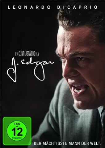 J. EDGAR - DICAPRIO LEONARDO [DVD] [2011]