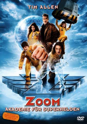 Zoom: Akademie Fr Superhelden [Import allemand]