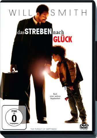 Will Smith Pursuit of Happyness [German/English]