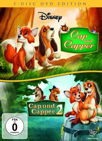 Cap und Capper / Cap und Capper 2 [2 DVDs]
