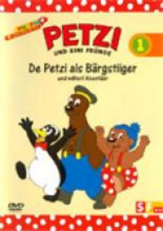 De Petzi als Bärgstiiger und wiiteri Abentüür