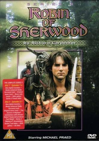 Robin of Sherwood - Complete Series 2[UK Import