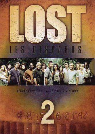 Lost : Les disparus - L'intégrale de la saison 2