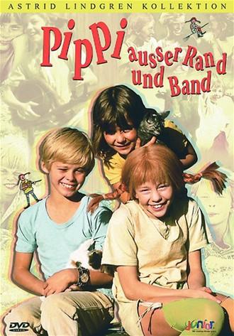 Pippi Ausser Rand Und Band