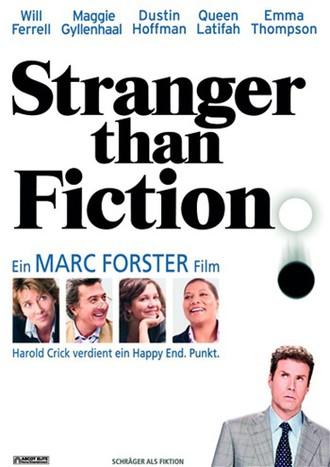 Stranger Than Fiction - Schräger Als Fiktion