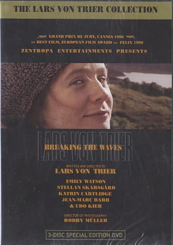 Breaking The Waves (3 DVDs)