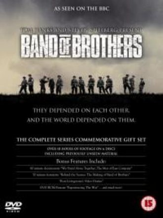 Band Of Brothers - Complete HBO Series (6 Disc Box Set)