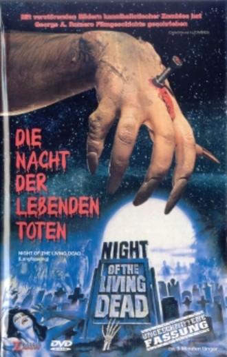 Die Nacht derLebenden Toten /Night Of The Living Dead