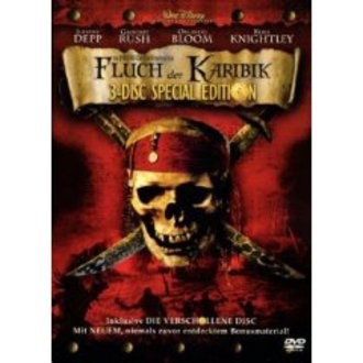 Fluch der Karibik - Special Edition - 3-Disc-Set