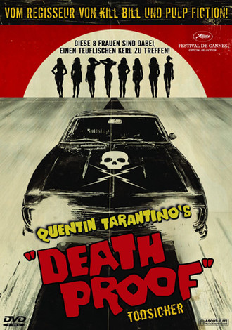 Death Proof - Todsicher - Collector's 2-Disc Edition