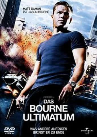 Das Bourne Ultimatum - Verleihversion