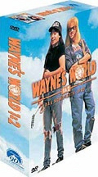 Wayne´s World Box - Das Komplette Epos