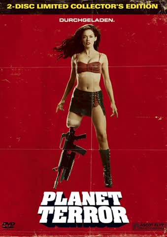 Planet Terror - Uncut 2-Disc Limited Collector's Edition - DVD