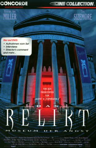 The Relic [DVD] [1997]