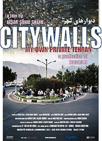 City Walls - My Own Private Tehran