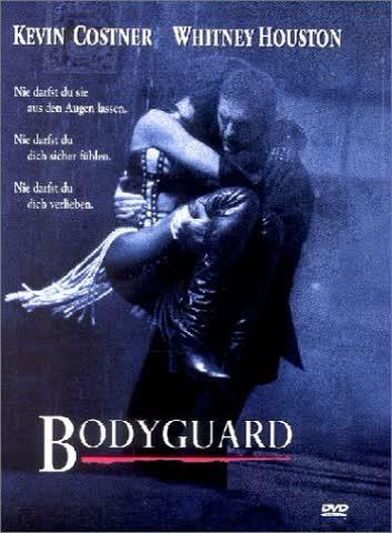 The Bodyguard [DVD] [Import]