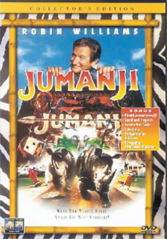 Jumanji [Collector's Edition]