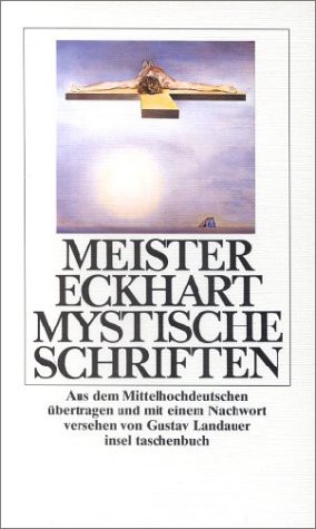 Mystische Schriften (insel taschenbuch)