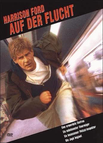 The Fugitive [DVD] [1993]