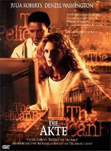 The Pelican Brief [DVD] [1994]