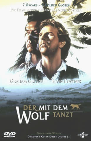 Dances with Wolves [Import allemand]