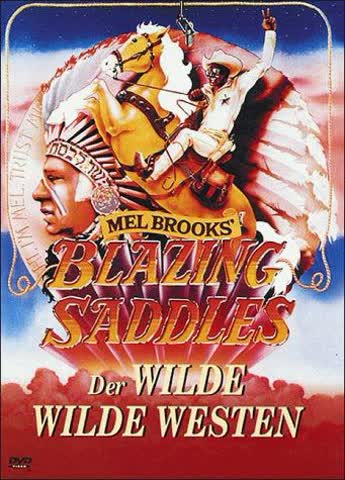 Blazing Saddles [DVD] [Import]