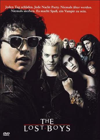 The Lost Boys [Import allemand]