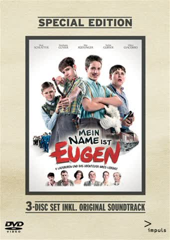 Mein Name Ist Eugen - Special Edition