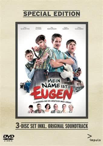 Mein Name ist Eugen (Special Edition 2 DVDs & CD)