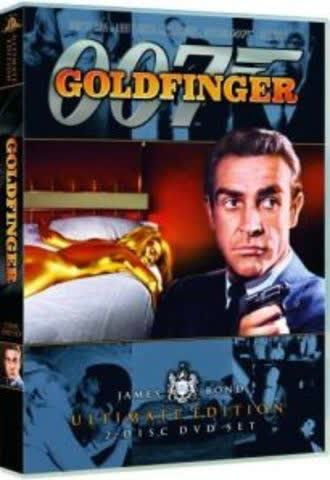 James Bond - Goldfinger [2 DVDs]